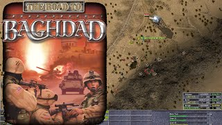 Close Combat Road to Baghdad Mission 1