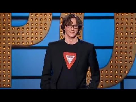 Ed Byrne on parenting - Live at the Apollo - BBC