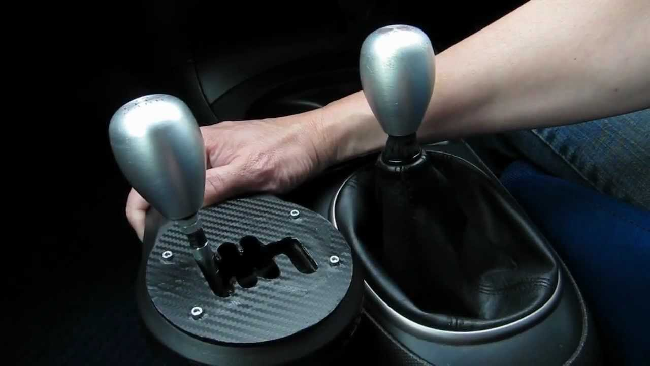 Short Shift TH RS And Honda Integra Type R DC YouTube - Acura rsx shift knob