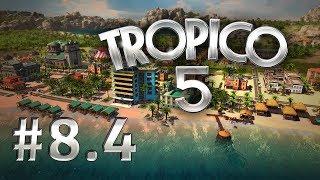 Tropico 5 - Mission 8.4 - Zurück in die Vergangenheit (Let's Play - deutsch)