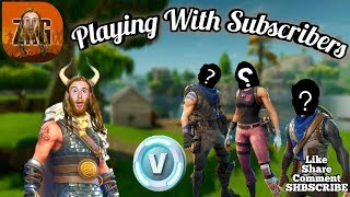 Fortnite Playing with Subs | 264 wins | ITEM SHOP UPDATE | New Giveaway at 2k | Interactive Streamer