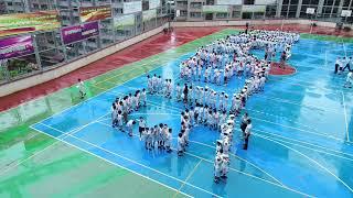 聖類斯中學(小學部)90周年校慶通識科砌字活動