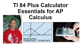 Ti Plus Calculator Essentials Ap Calculus