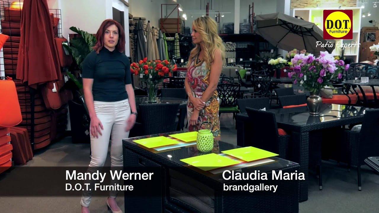 condo living with dot furniture  youtube - condo living with dot furniture