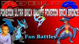 Roblox Live Stream by Steven come and play POKEMON ULTRA BRICK and others with me!