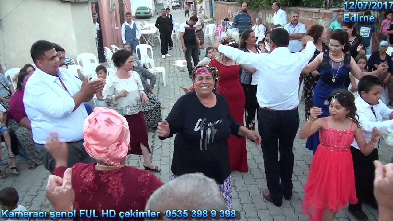 Zurna Edirne Gazmihal Roman Düğünü