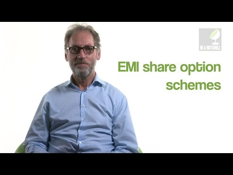 EMI share option schemes - In a nutshell