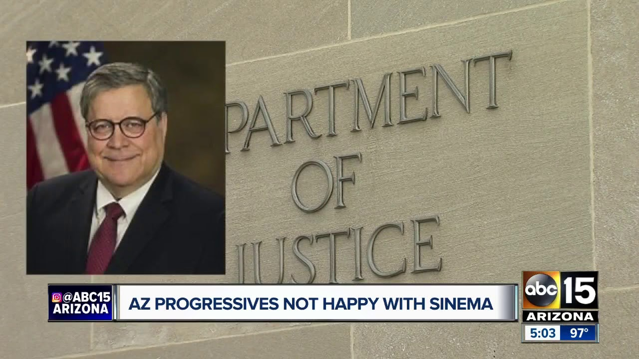 AZ Dems to Sinema: Support the platform or face party censure