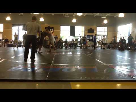 Cole Lewis vs Jonquille Rivers (Tallahassee Lincoln) @ Florida Super 32 Consolation Finals