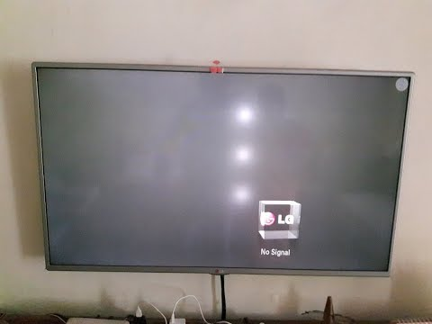 Lg Led 32lb551a Tc Slow Motion Or No Picture Scessfully Repaired At