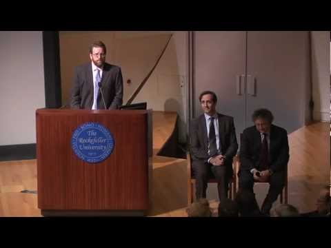 Rockefeller University Press Conference 2011 Nobel Prize in Physiology or Medicine to Ralph Steinman