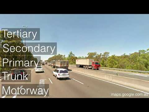 What is the most common street name in Australia?