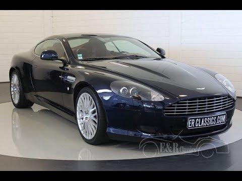 Aston Martin DB9 Coupe V12 2010 -VIDEO- www.ERclassics.com