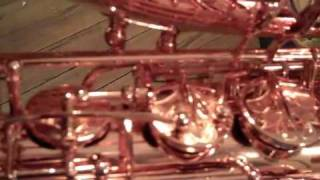 Category Five Tenor Saxophone Edition 3.0