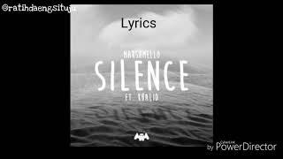 Silence - Marshmello ft Khalid ( Lirik + Terjemahan )