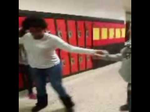 Lindbergh fights: Disgust as high school students put