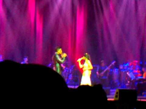 Terlanjur Cinta - Rossa duet with Taufik Batisah