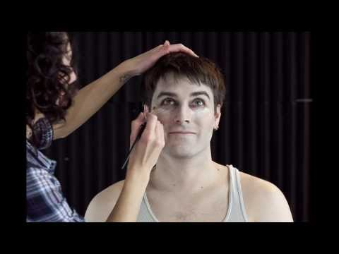 Warm Bodies Zombie Makeup Tutorial for FXWarehouse.Net