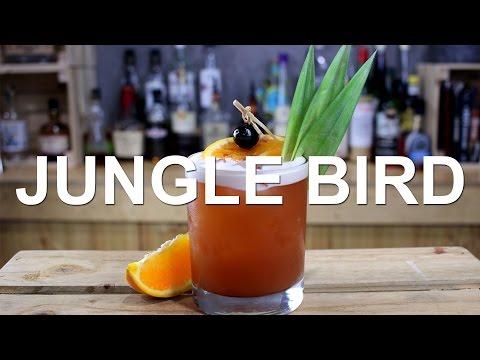 Jungle Bird Tiki Cocktail Recipe