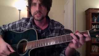 Part 1: How to Write Your First Songs on Guitar - G C D, Simple Strum