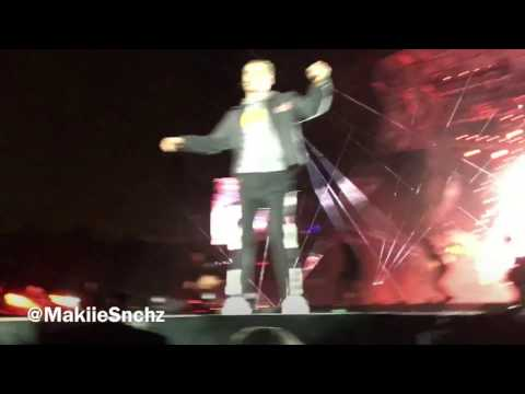 Justin Bieber - Let Me Love You (Purpose Tour Quito, Ecuador)