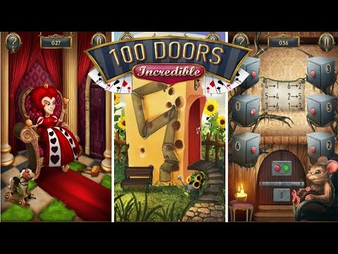 100 Doors Incredible Android Gameplay ᴴᴰ