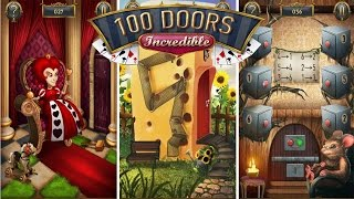 100 Doors Incredible Cheats Cheat Codes Hints And Walkthroughs For Android