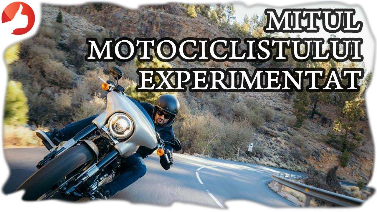 Mitul Motociclistului Experimentat