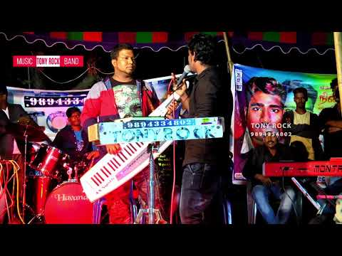 Gana Sudhakar New Year Song  Ennama Ippadi Pandreengalaema Song With Tony Rock Vellore Show