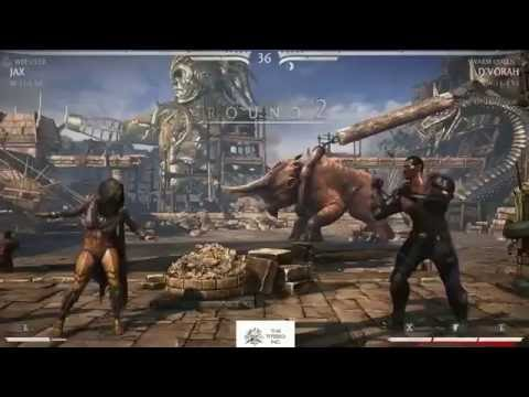 MKX TechPlus 2016: Top 32 stream #2