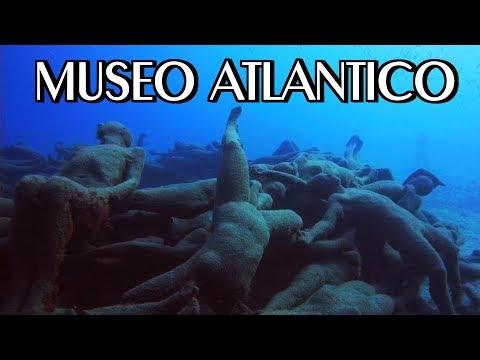 Underwater Art Museum  LANZAROTE/SPAIN  (Museo Atlantico)