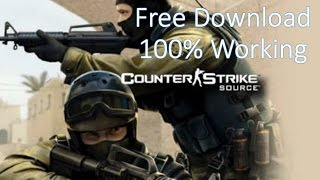 Download Counter Strike Source For Free PC No Torrent ✔