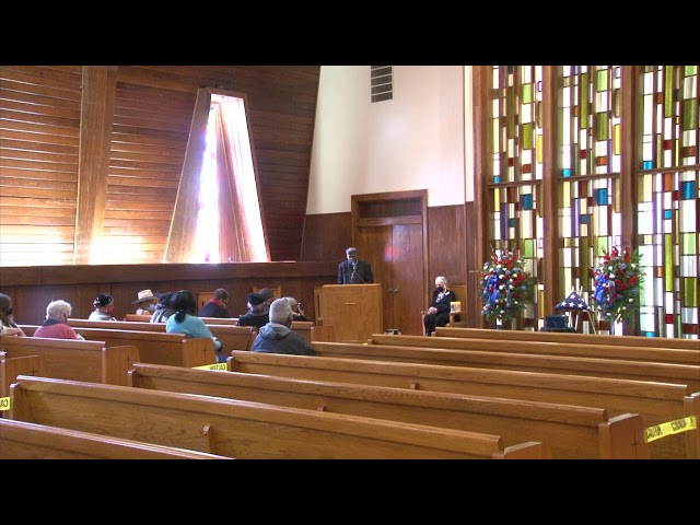 Funeral Services of Samuel Watson