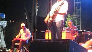 """JJ Grey & Mofro """"Georgia Warhorse"""" @ Rhythm & Ribs"""