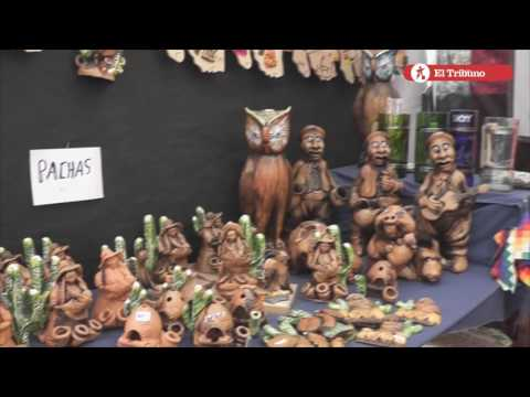 Feria de artesanos. Temporada invernal 2017