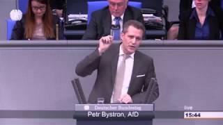 01.02.2018 Petr Bystron AfD. Bei dieser Rede toben die LINKEN vor Wut. thumbnail