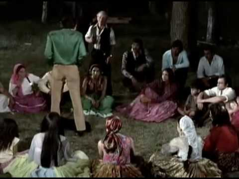 "Sandro-PELICULA COMPLETA ""Gitano"" (1970)"