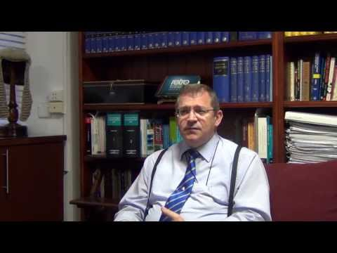 An Interview with Mark Robinson: NSW Administrative Law