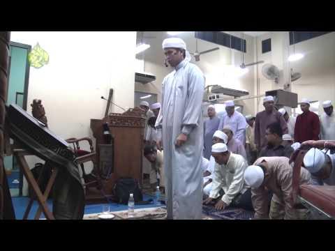 bacaan imam Solat Tarawih oleh Fakhrul, Surah An Nisa' Ayat 155 173