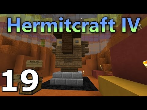 Hermitcraft 4 Ep.19- Art and Transport