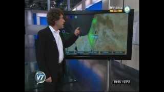 Visión 7: El mapa del conflicto: Franja de Gaza, Israel, y Cisjordania