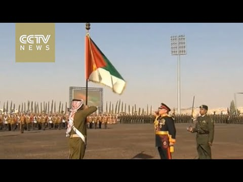 Jordanians celebrate 100 years since Arab Revolt
