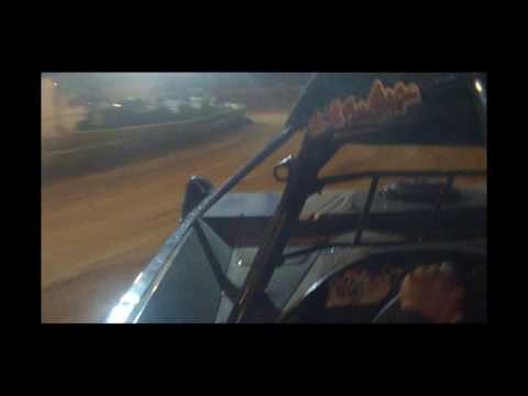 Ronald Woods In Car Hartwell Speedway 7-29-17 Feature