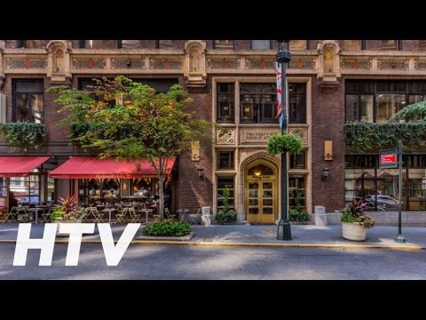 Library Hotel en New York