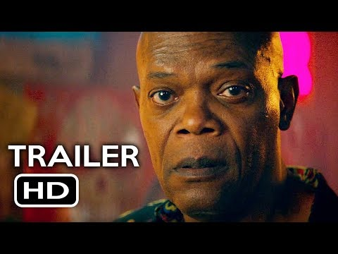 The Hitman's Bodyguard Official Trailer #4 (2017) Ryan Reynolds, Samuel L. Jackson Action Movie HD