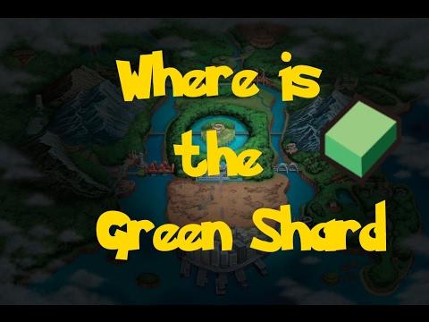 Where Is: The Green Shard (Location 4) (Pokemon Black 2)