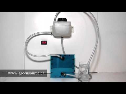 Dry cell HHO Hydrogen generator for cars and trucks