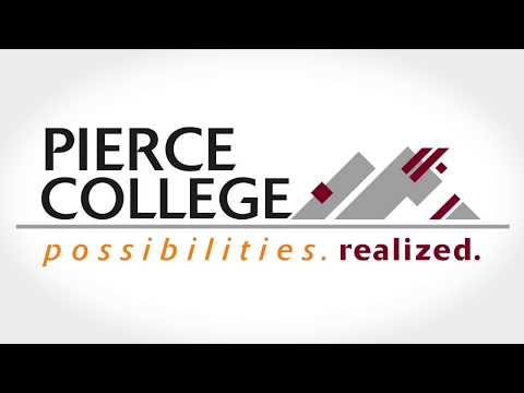 2018 Pierce College Graduation