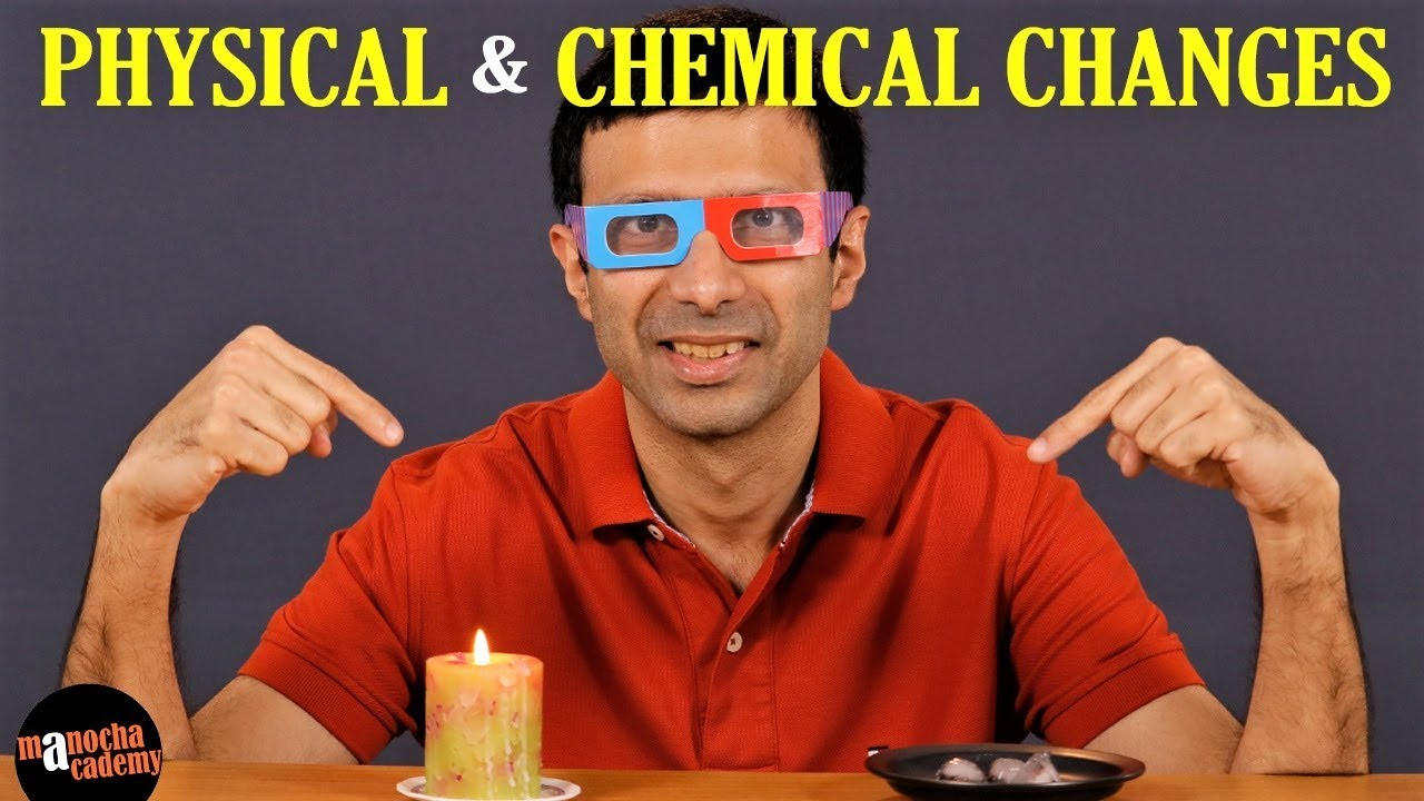 Download Physical and Chemical Changes