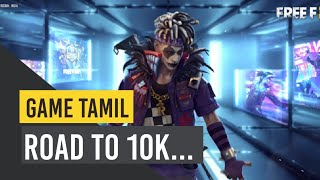🔴 FREE FIRE LIVE    FASTEST MOBILE PLAYER    GAME TAMIL   